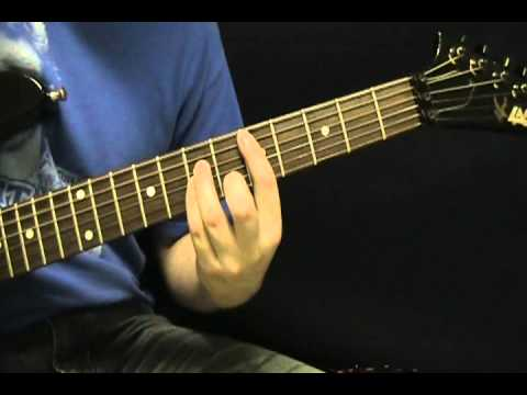 Guitar Lesson Jessies Girl By Rick Springfield How To Play