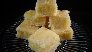 Lemonies (lemon Brownies) -with Yoyomax12