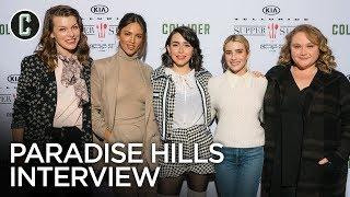 Paradise Hills: Emma Roberts, Eiza González, Milla Jovovich, Danielle Macdonald & Alice Waddington