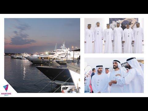 Abu Dhabi International Boat Show 2018 Highlights