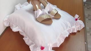 Sapato walmart de almofadas