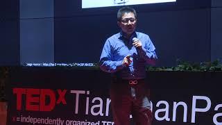 Fintech and Beyond: More than a Technology shift | KAI REN | TEDxTianshanPark