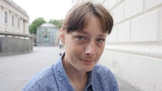 Stephanie is a homeless veteran sleeping rough in London.