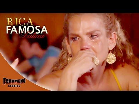 """pellagre niurka marcos en reveladora escena de """"rica famosa latina"""""""