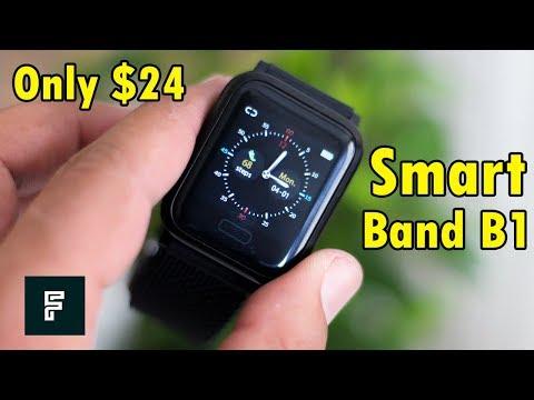 Best Budget Fitness Smart Band | L8STAR Smart Band B1 ☑