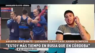 Agustin Destribats en El Show En La Red