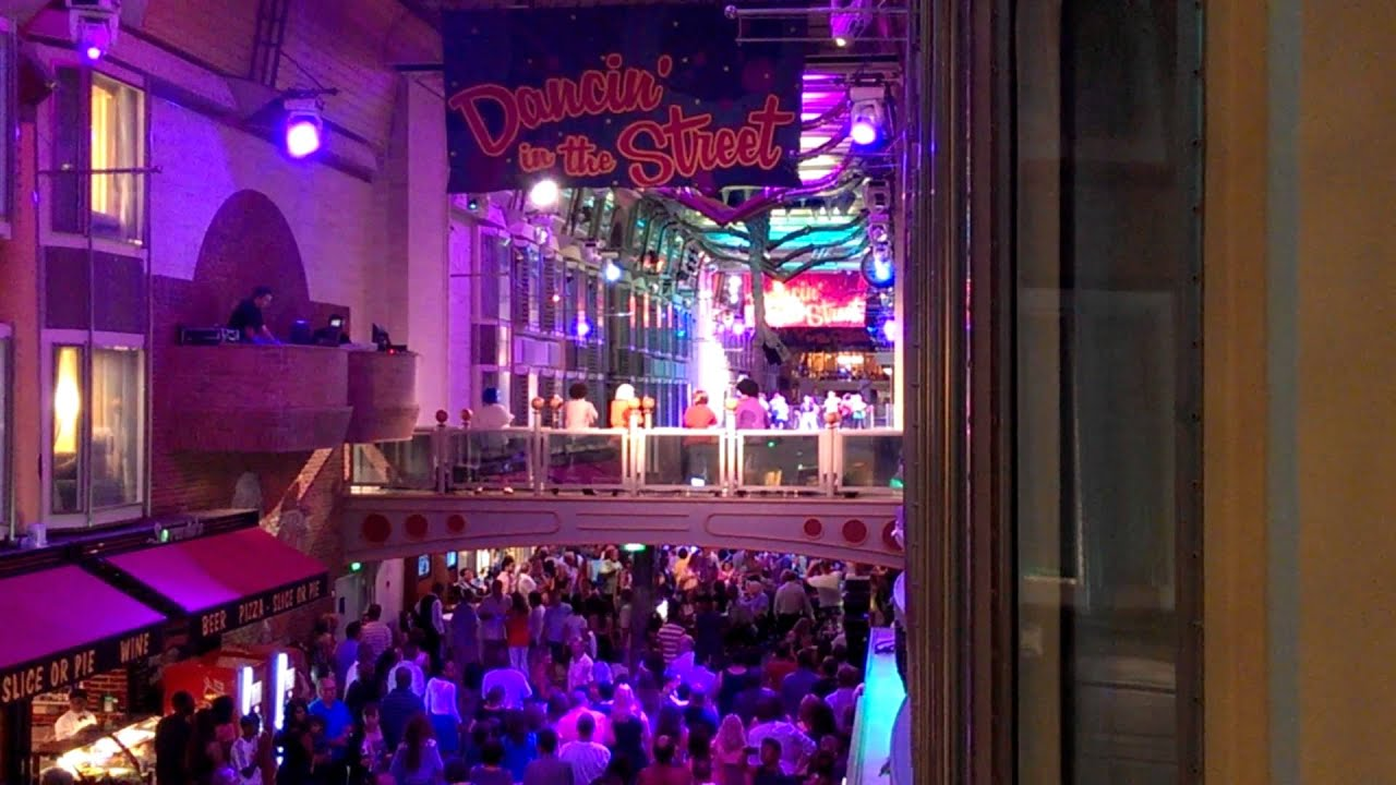 Image result for freedom of the seas disco