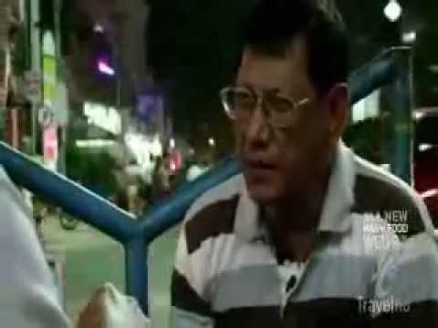 Anthony Bourdain - No Reservations - Kerala India