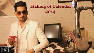 Babbal Rai | Making Of Calendar Shoot 2014 | Speed Records
