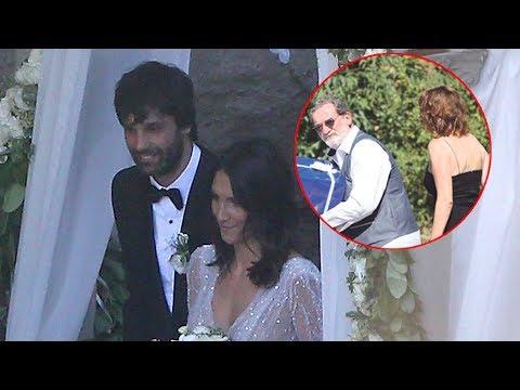 Zbog ovoga na svadbi svi pričaju o ženi našeg poznatog glumca koju dosad niste videli