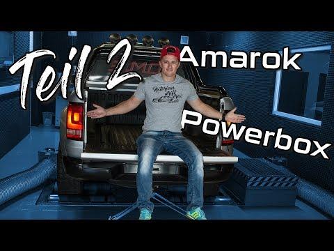 VW Amarok | 222 PS -  Powerbox Teil 2 | SimonMotorSport | #294