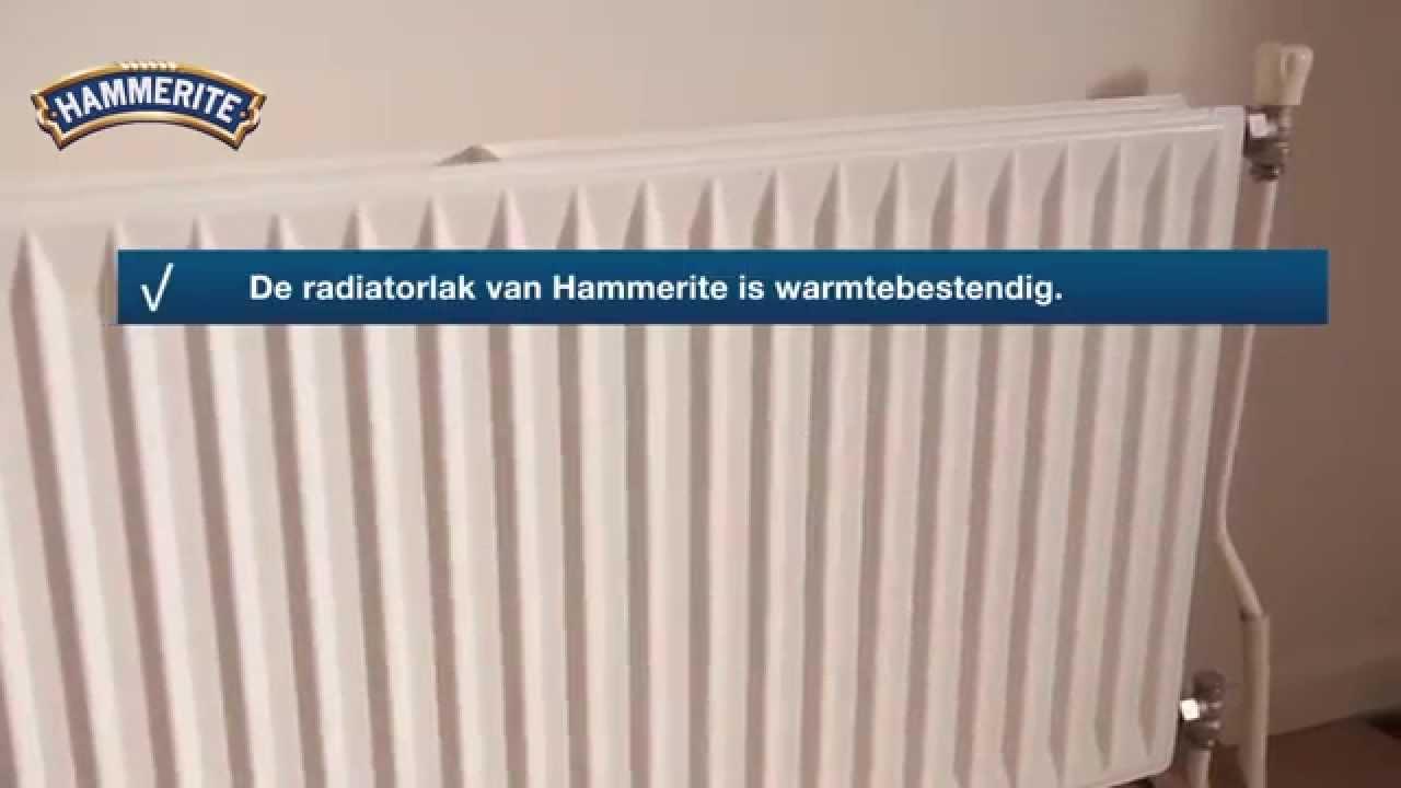 Hoe renoveer je een radiator youtube - Hoe een verf kleur voorbereiden ...