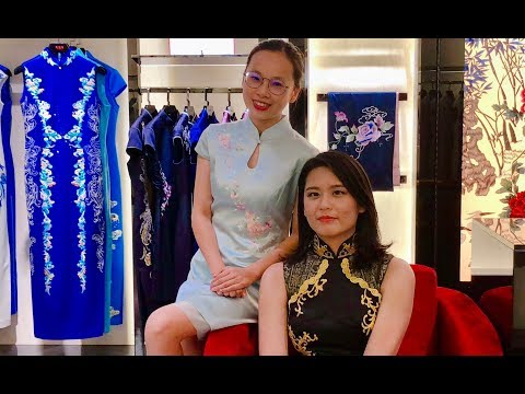 LIVE: Shanghai Qipao Challenge! Who Is The Best Dressed?
