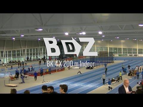 BDZ - BK 4 X 200 m Indoor - S4E1