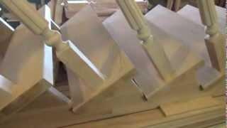 Лестница деревянная. Лестница деревянная Санкт-Петербург. Ясень.(, 2013-11-18T12:23:01.000Z)