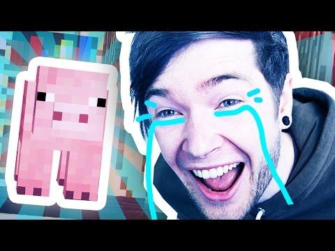 Thumbnail: LAUGHING HARD AT A MINECRAFT MAP!!!