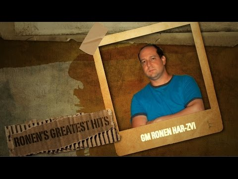 GM Ronen Har-Zvi's Greatest Hits! - Mikhail Tal - Part 1 - at Chessclub.com