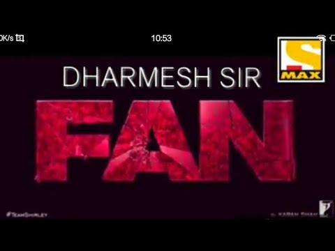 Dharmesh sir big fan ( A sir)
