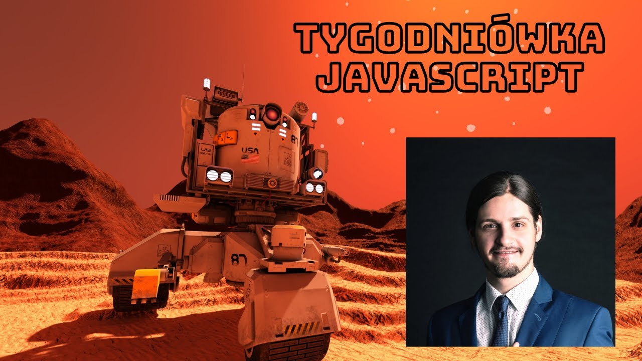 Tygodniwka JS 13 Web Frameworks React Hooks Bad Frontend YouTube