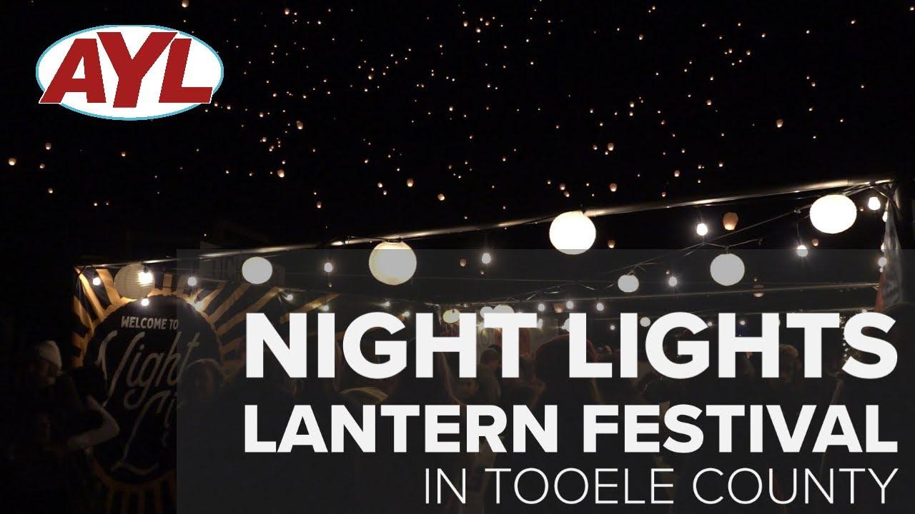 Lantern Festival Palmer Lake For Christmas 2020 Night Lights Lantern Festival   YouTube