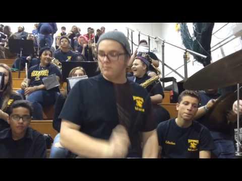 Henninger High School Pep Band