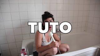 TUTORIAL / Comment décolorer ses poils ?