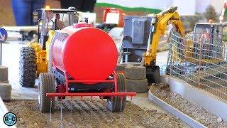 Fresh Water Road Repair 🚧 RC Trucks 🚚 RC Fire Engine 🚒  MTC Osnabrück