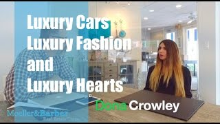 Episode 59 Luxury Cars, Luxury Fashion, and Luxury Hearts - Hope Driven with Dona Crowley