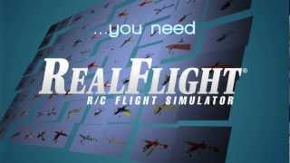 RealFlight: More aircraft to fly, more flying fields to explore