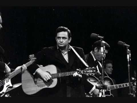 Johnny Cash - Don't Think Twice, It's Alright