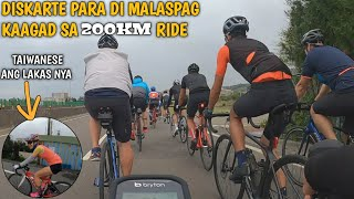 TAIWAN 200KM CYCLING CHALLENGE  (PART 1)