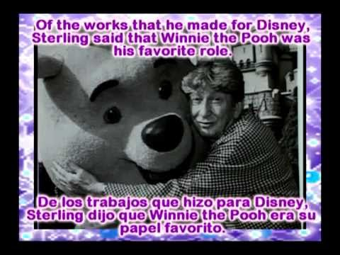 Sterling Holloway: His History in Disney