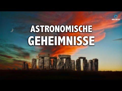 Astronomische Geheimnisse kodiert in jahrtausende alten Bauwerken