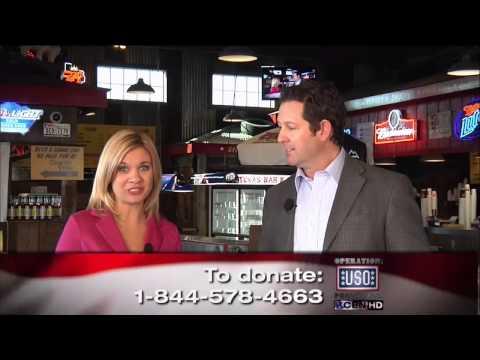 2014 USO Telethon - Operation: Phone Bank