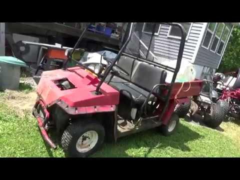 4 Million View project choice, The Recycled Kawasaki Mule, DIY UTV,