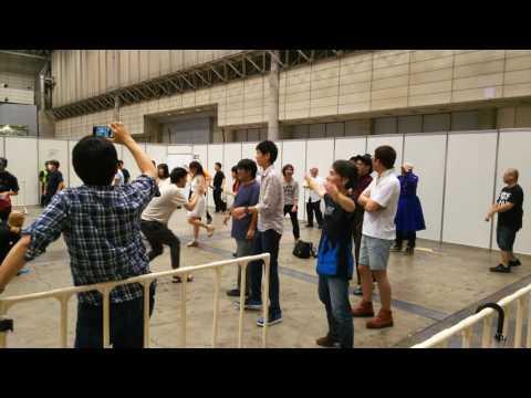 170625 シュートサイン イベントステージ escape SKE48