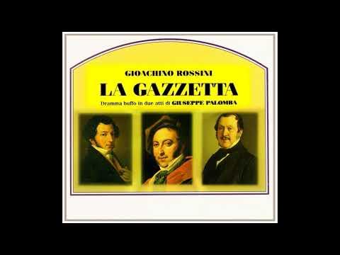 LA GAZZETTA (1816) - Gioacchino Rossini