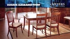 "Meyers Furniture Summer Clearance"" TV30 HD"