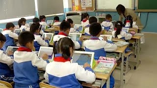 Chinese cities introduces tablets in classroom, parents remain worried