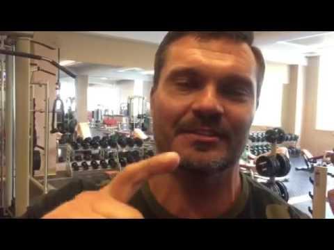 Упражнение на широчайшие мышцы спины Комплекс упражнений от Дмитрия Салика (англ. Dmitry Salik)