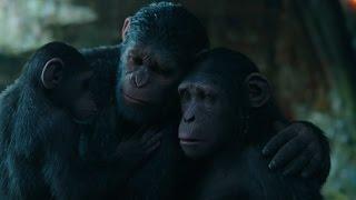 Планета обезьян: Война / War of the Planet of the Apes (2017) Второй дублированный трейлер HD