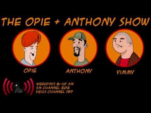Opie & Anthony  James Lipton In Studio 3182013