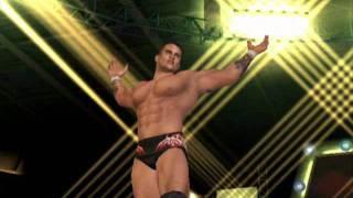 Nobody Famous   Go Hard Smackdown vs Raw 2008 Version
