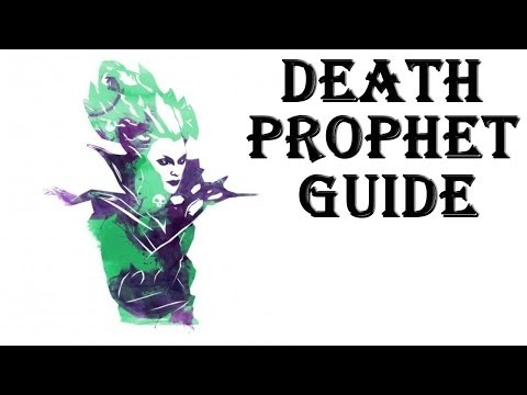 видео: Гайд на Баньшу Дота 2 (death prophet guide dota 2)