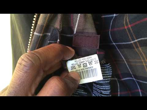 Barbour Bedale Jackets Rare Tartan Collection