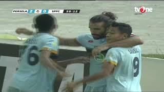 Persela Lamongan vs Semen Padang FC: 2-0 All Goals & Highlights Liga 1