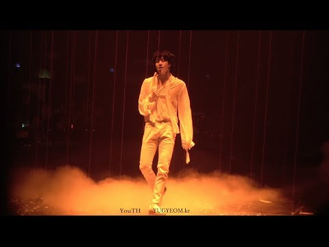 [4K] 180504-05 'EYES ON YOU' SEOUL - 이젠, PHOENIX 유겸FOCUS (GOT7 Yugyeom)