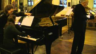 Sule Skerrie by Sally Beamish. Paul Silverthorne viola and Aglaia Tarantino Piano