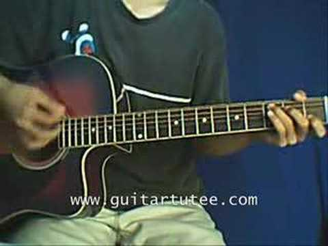 Never Alone (of Barlow Girl, by www.GuitarTutee.com)
