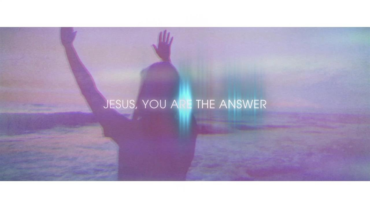 Jeremy Camp - The Answer (Lyric Video)